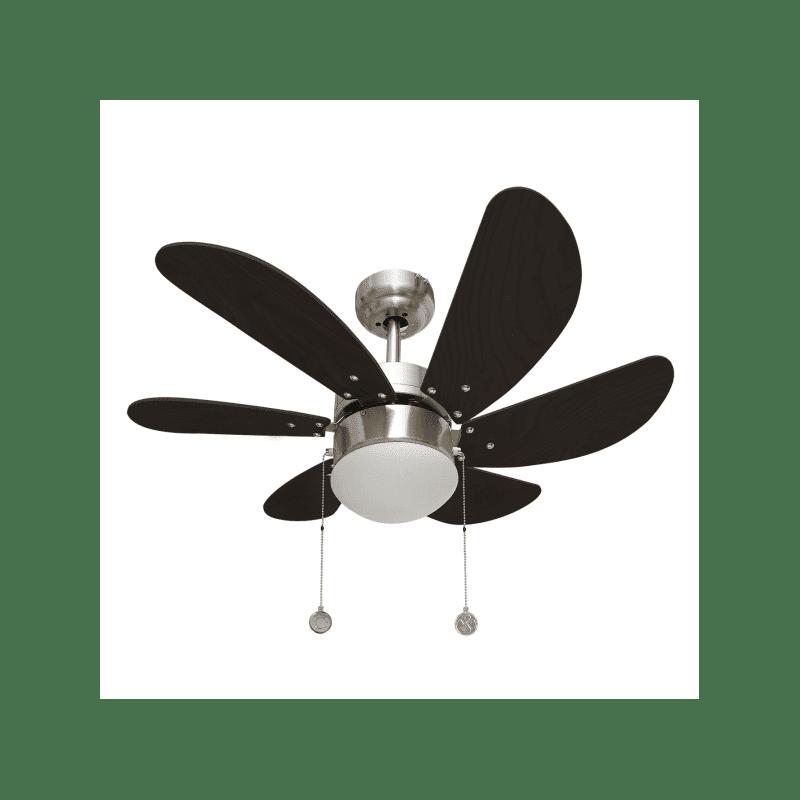 Ventilateur de plafond rustique Colores