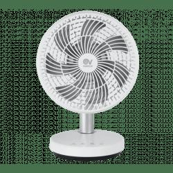 Ventilateur table, Vortice NORDIK MIO 20 Cm, silencieux avec oscillation.