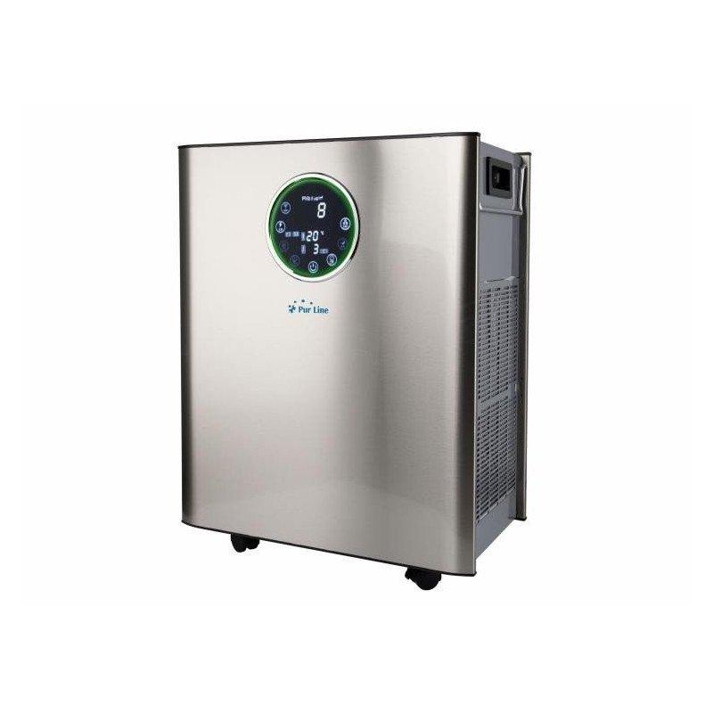 Purificateur d'air station de purification d'air avec détecteur de pollution