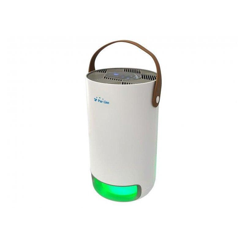 Purificateur d'air Fresh Air 40 pour pièces de 51 m² la station de qualité d'air.