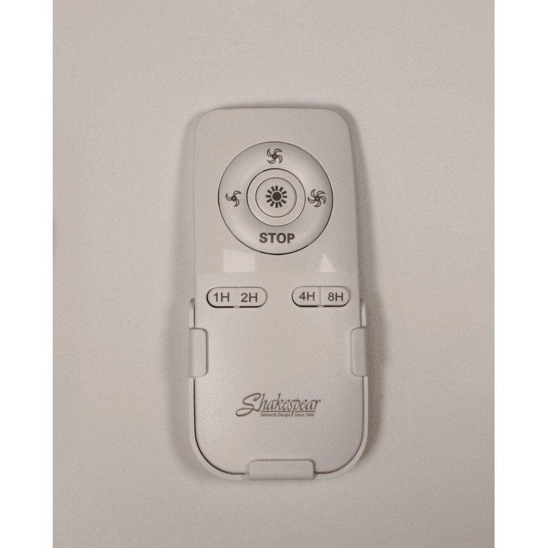 Télécommande IR universelle pour ventilateur de plafond ideal pour led et ampoules à economie d'energie