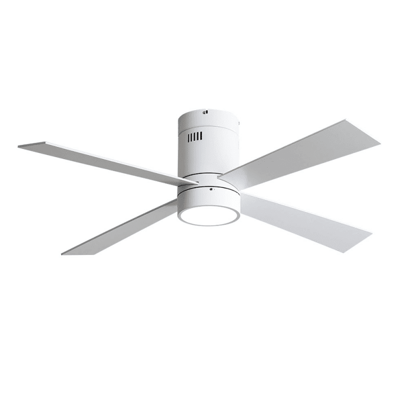 Ventilateur de plafond Twist Lt White moderne