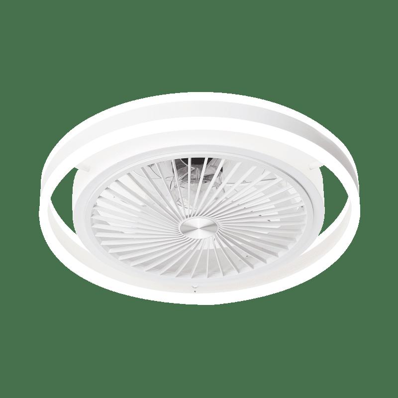 ventilateur de plafond , avec point lumineux puissant