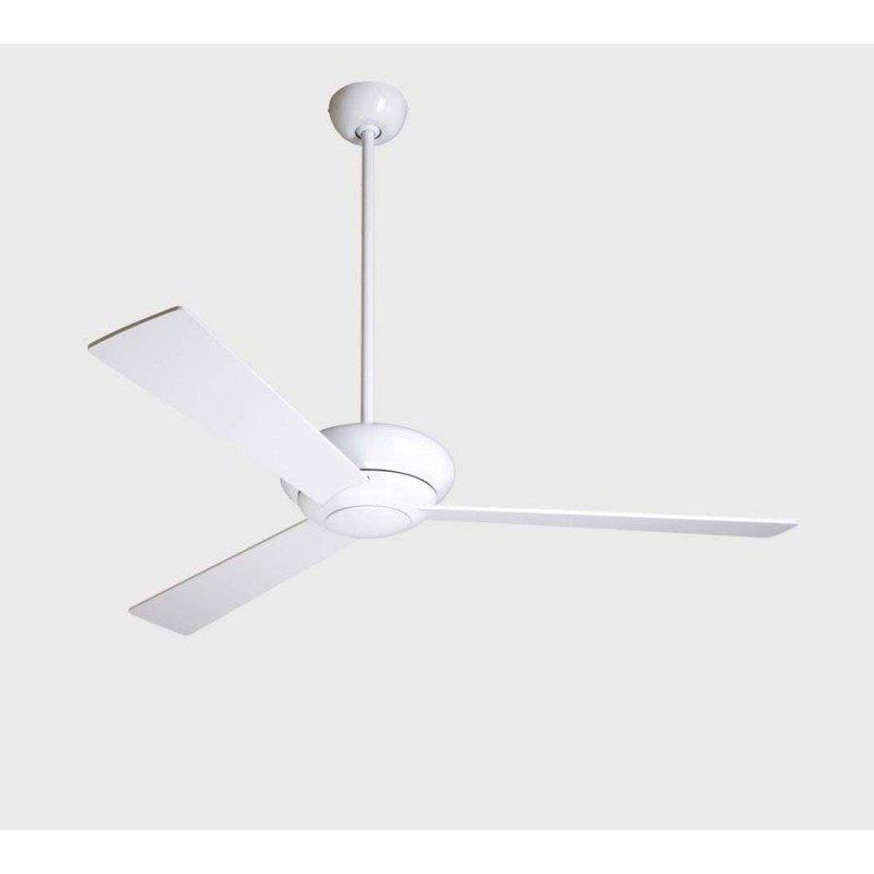 altus de modern fan compagny un ventilateur de plafond design blanc gloss. Black Bedroom Furniture Sets. Home Design Ideas