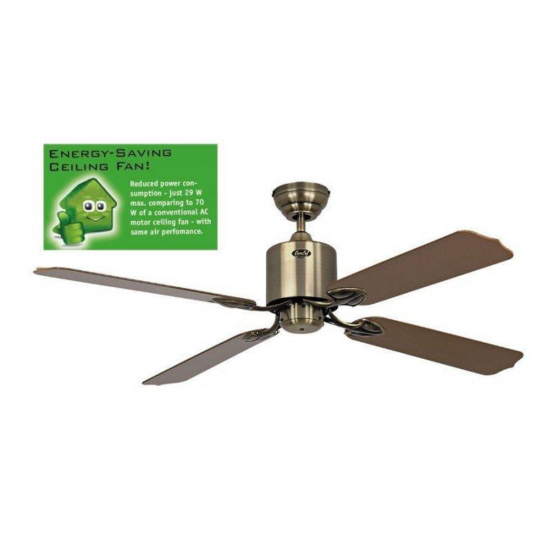 Solar breeze es un ventilador de techo 132 cm 12 voltios - Instalacion de ventilador de techo ...