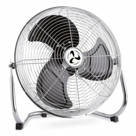 Industrial high velocity fan high performance 40 Cm, 120 Watts with gallows and 180 ° rotation.