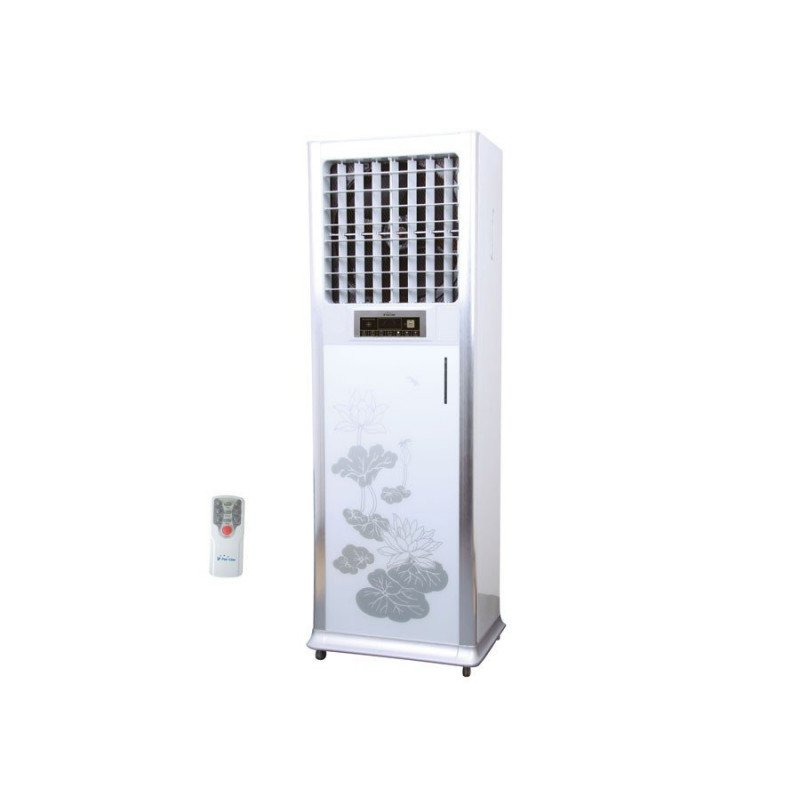 Air cooler Rafy 130 for large volumes, ideal for workshops, large living rooms, restaurants ect
