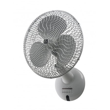 wall mount fan, Vortice Gordon 30 Cm, with remote control