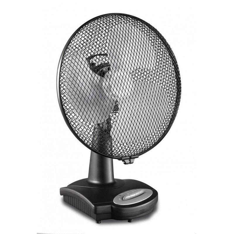 Ventilateur table, Casafan TV 36-II AZ 30 Cm, silencieux avec oscillation.