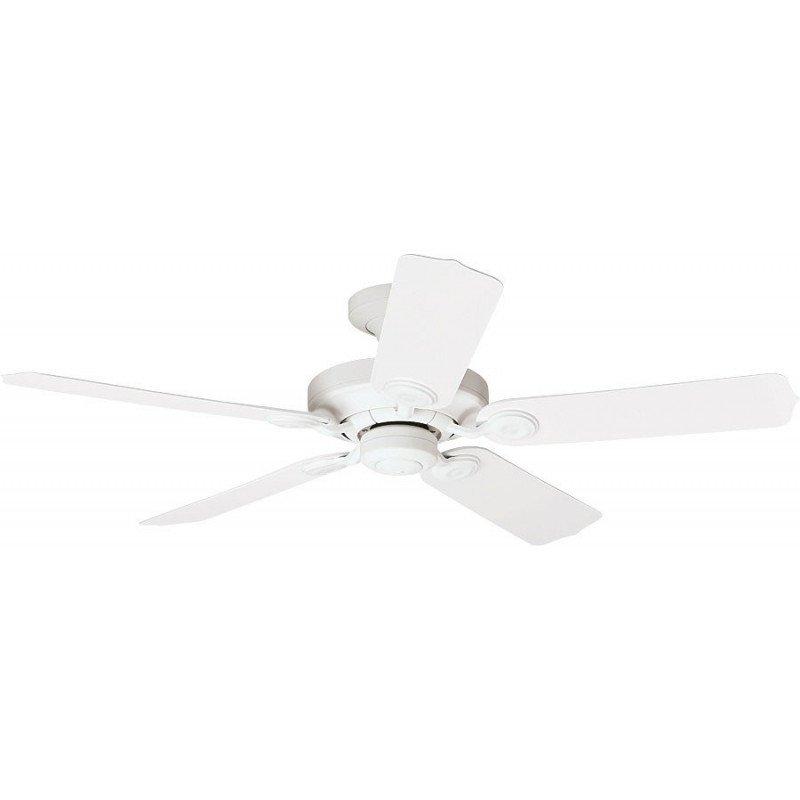 Ventilateur De Plafond Pour Extérieur IP44, Pour Terrasse Blanc Hunter  Outdoor Element.