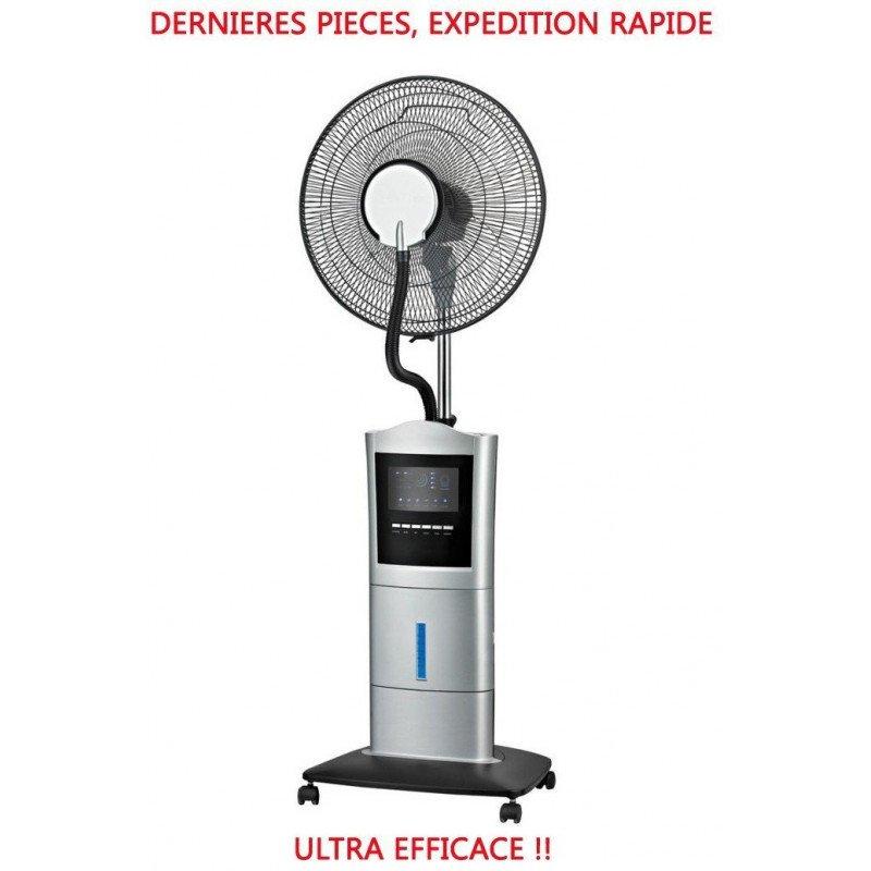 ventilateur Brumisateur à ultrason pour terrasse