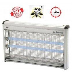 insect killer, Z220, 150 m², aluminum, 2 x 15 watts Orieme