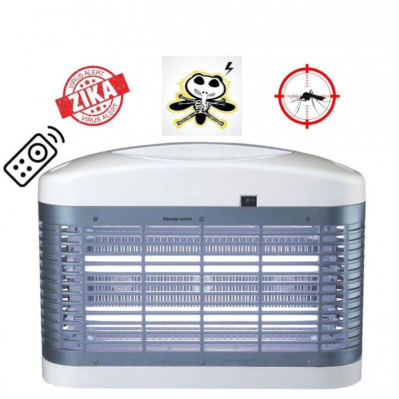 destructeur d 39 insecte electrique tue mouche electrique ideal pour 30 m anti virus zika. Black Bedroom Furniture Sets. Home Design Ideas