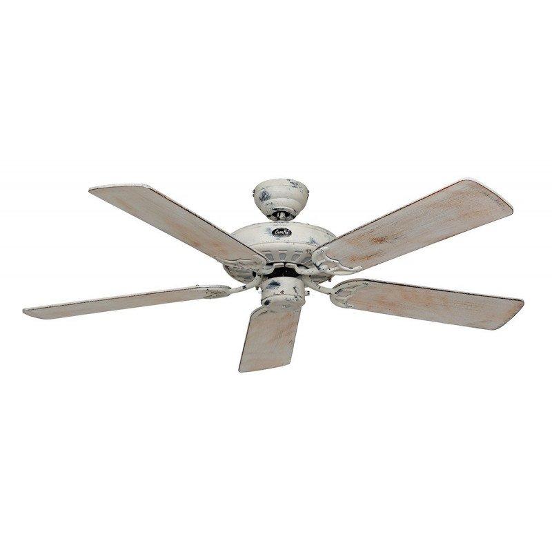Ventilateur de plafond Casafan Royal Classic 132 Cm, shabby white