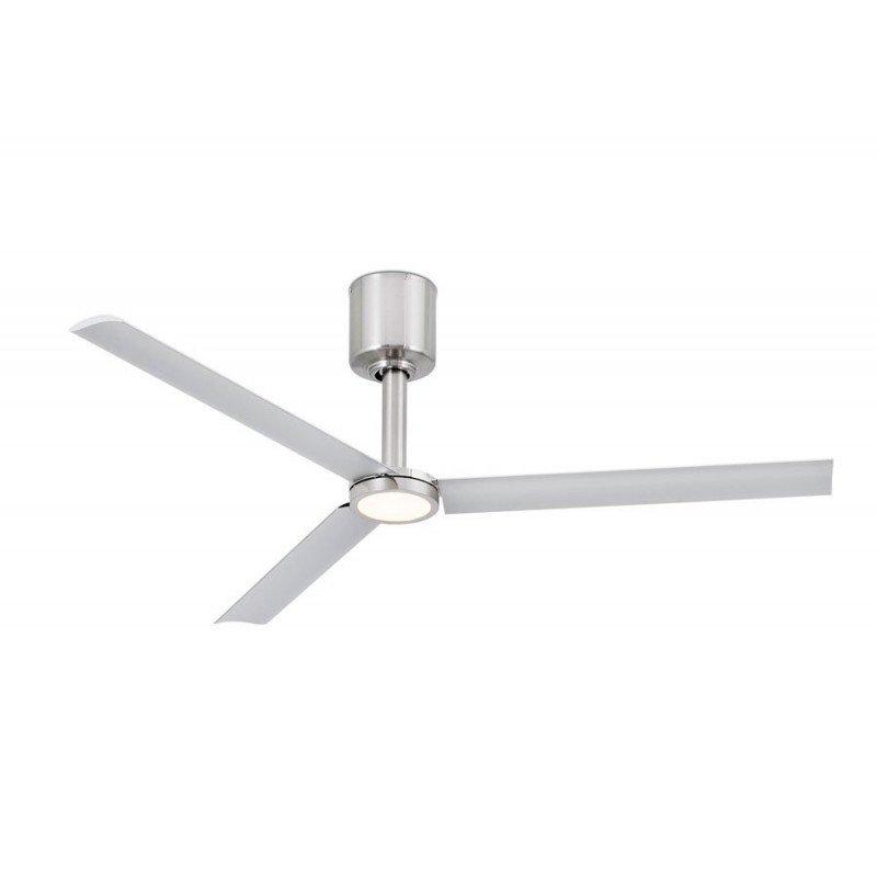 Ventilateur de plafond industriel DC ultra silencieux avec lampe led , économique FARO TAO
