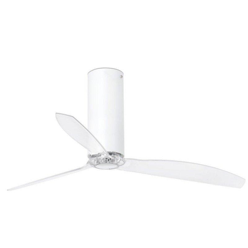 Ventilateur de plafond design DC 130 cm ETERFAN avec lampe et télécommande 33381