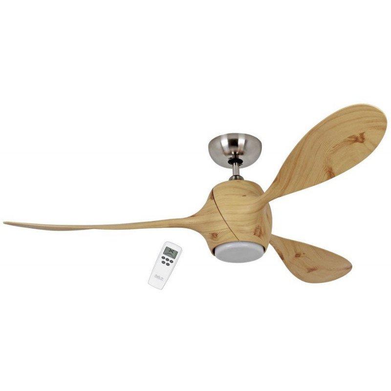eco fiore ventilateur de plafond design silencieux de. Black Bedroom Furniture Sets. Home Design Ideas