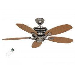 Ventilateur de plafond design Ecogama, 103 Cm télécommande