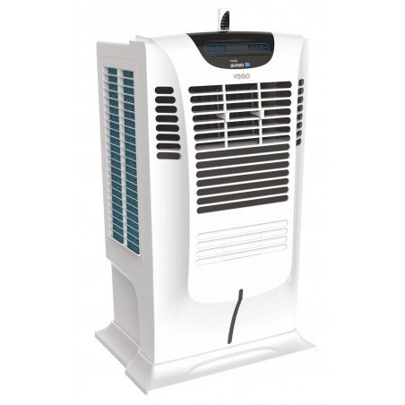 Giant 3 D from Vego - air cooler  for very large areas, ideal for workshops, shops and others, for 65 m²