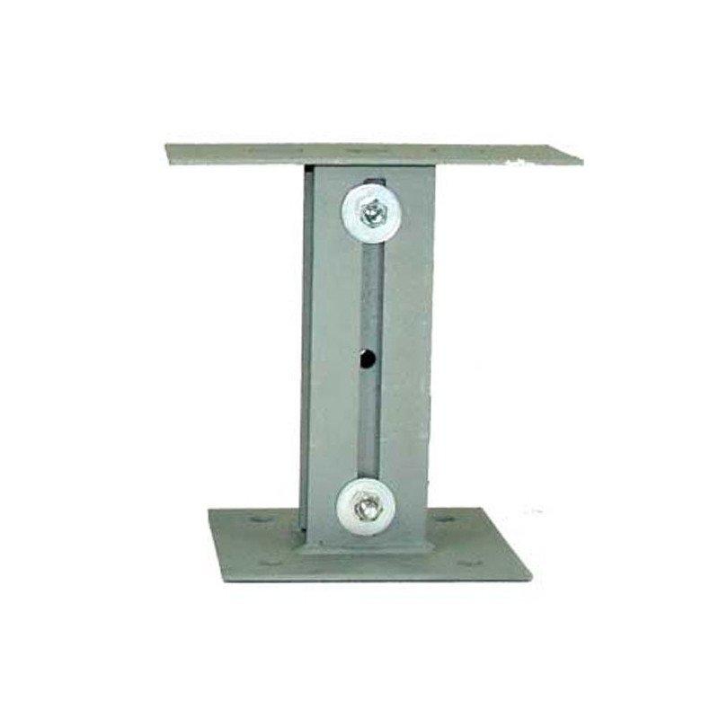 Support de ventilateur de plafond pour faux plafond 12-20 Cm