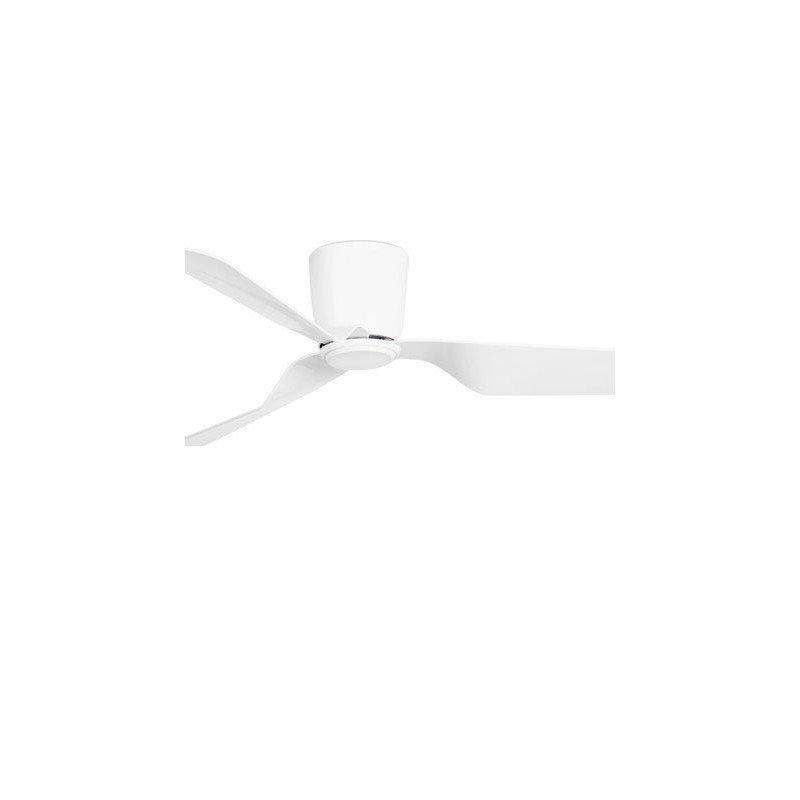 Ventilateur de plafond moderne 132 cm blanc faro PEMBA 33471