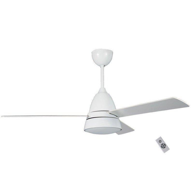 Helix de KlassFan une série limitée ventilateurs de plafond DC design, plus compact, ultra puissant, avec plaque LED