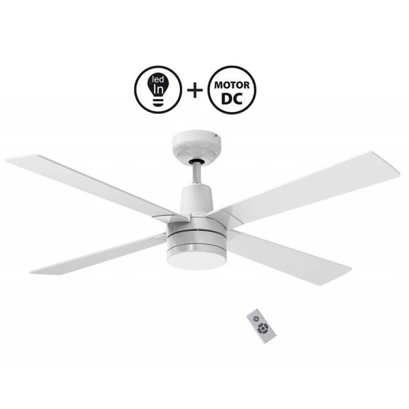 Design ceiling fan with led light and remote control last electra by klassfan limited dc ceiling fans designer series more compact ultra powerful aloadofball Image collections