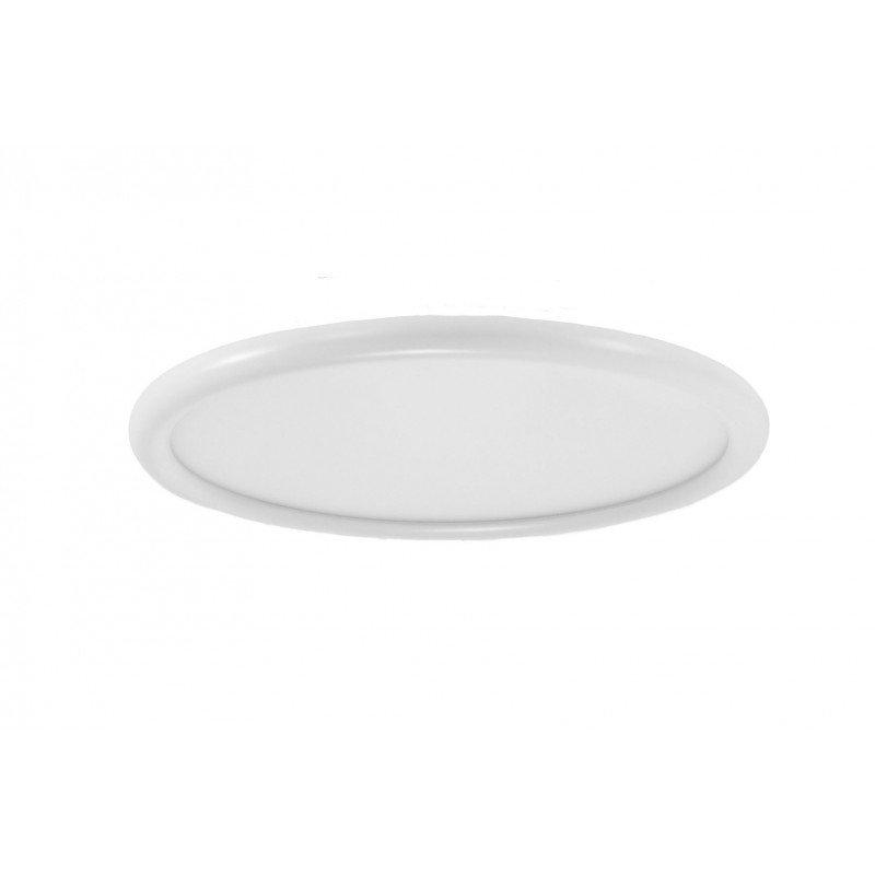Modulo La plaque blanche, Kit lumineux led 1900 Lms 4500 Kv grand angle pour ventilateur de plafond.