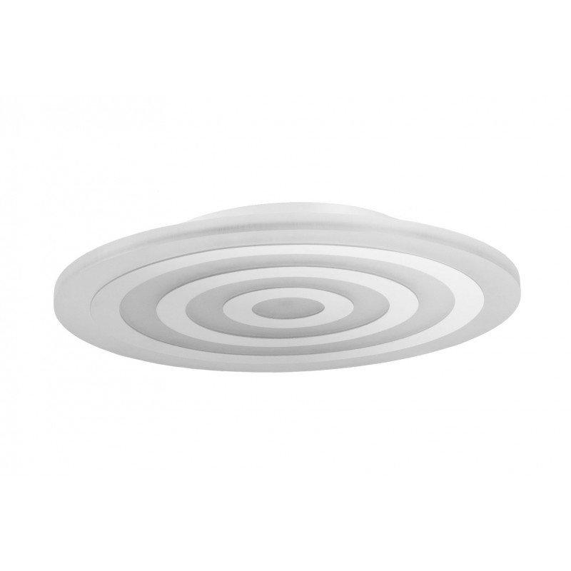 Modulo La Cible Blanche, Kit lumineux led 3600 Lms 4500 Kv trois couleurs pour ventilateur de plafond Lumineux.