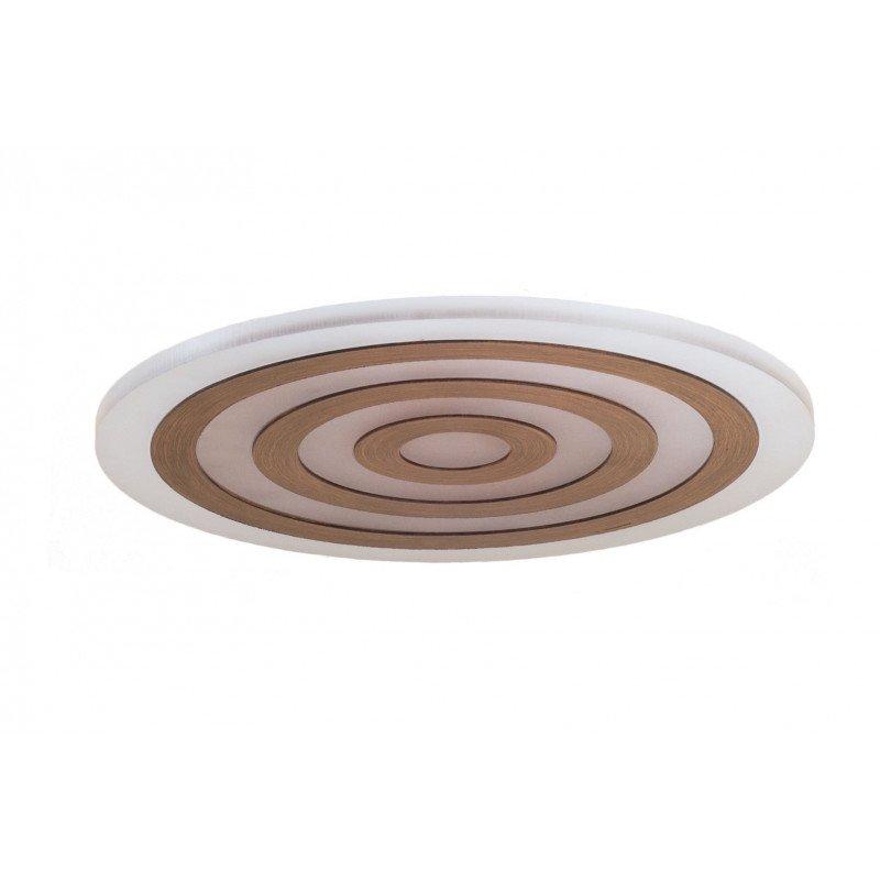 Modulo La Cible Bois, Kit lumineux led 3600 Lms 4500 Kv trois couleurs pour ventilateur de plafond Lumineux.
