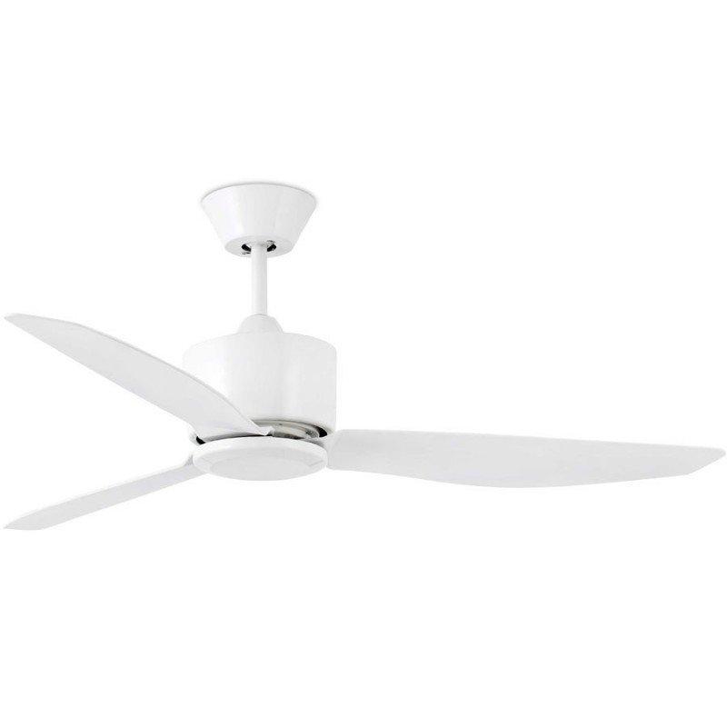 Ventilateur de plafond moderne blanc 122 cm FARO sefiro 33456