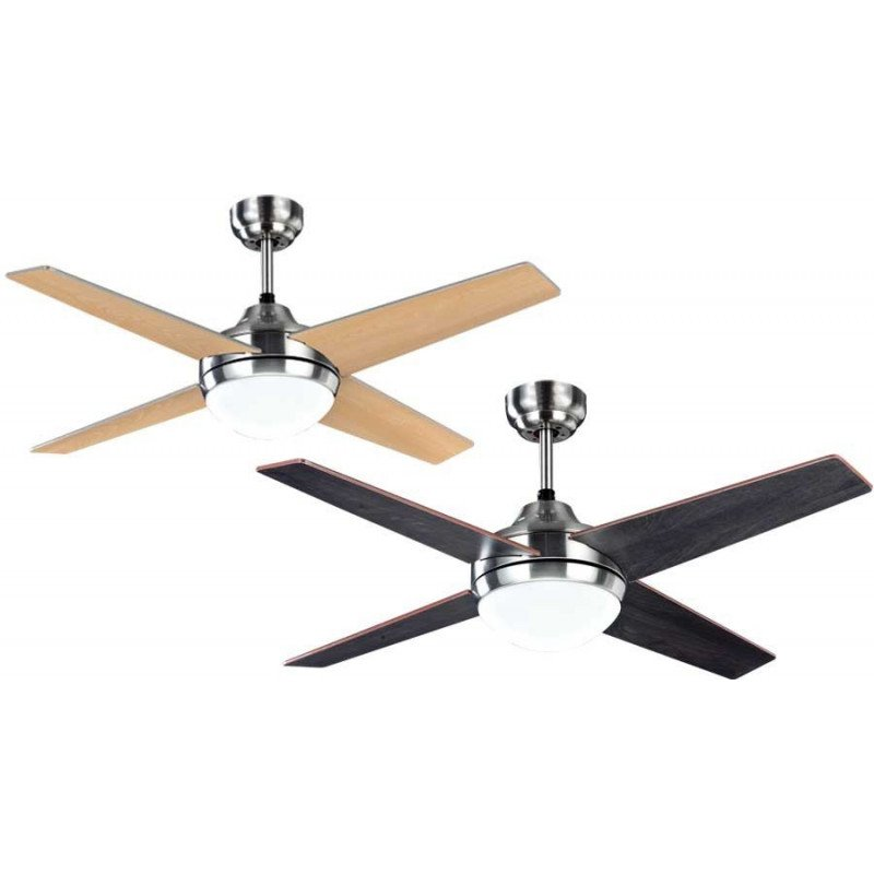 Design Ceiling Fan With Led Light And Remote Control Last