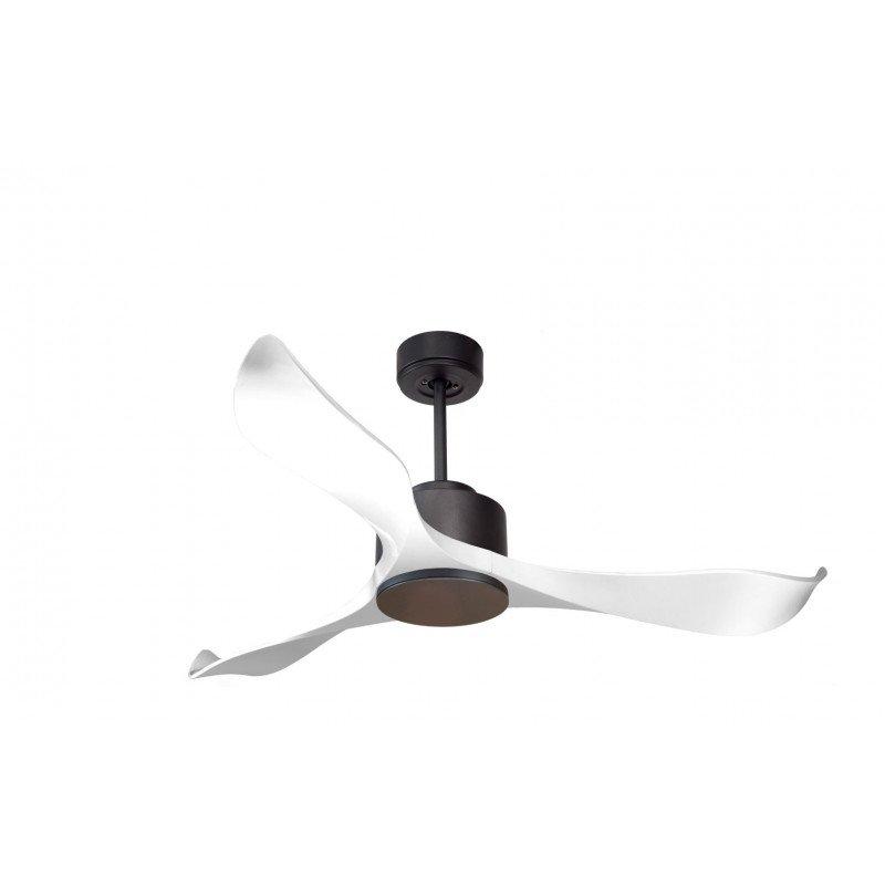 Modulo de KlassFan - déstratificateur d'air sans Lumière gris et blanc idéal pour 25 à 40 m² ultra efficace