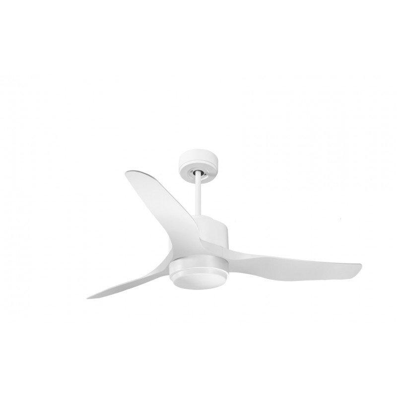 Modulo de KlassFan - déstratificateur d'air, sans Lumière Blanc idéal pour 25 à 40 m² KL_DC4_P4Wi