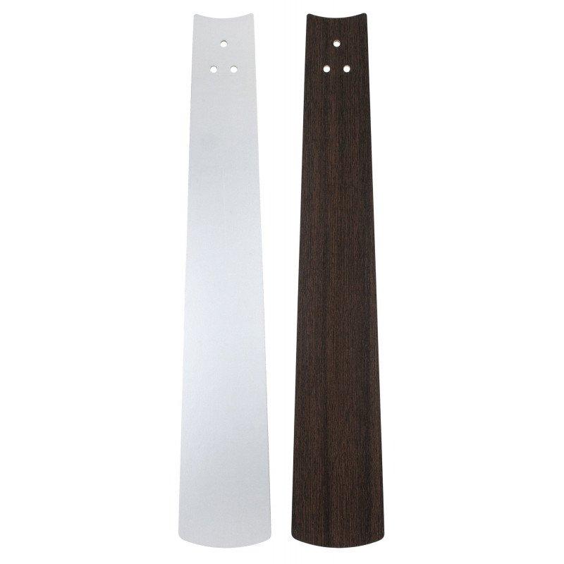 Pales 180 cm, pour ventilateur EcoNEo Grises et Wengé