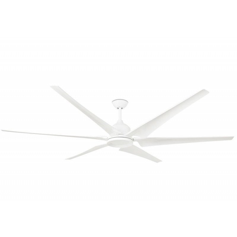 Ventilateur de plafond très grand taille blanc moderne DC 210cm FARO CIES 33512