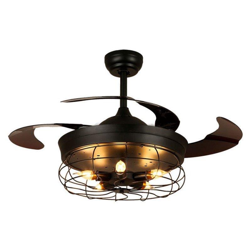 Mela de Vento, a discrete and powerful ceiling fan